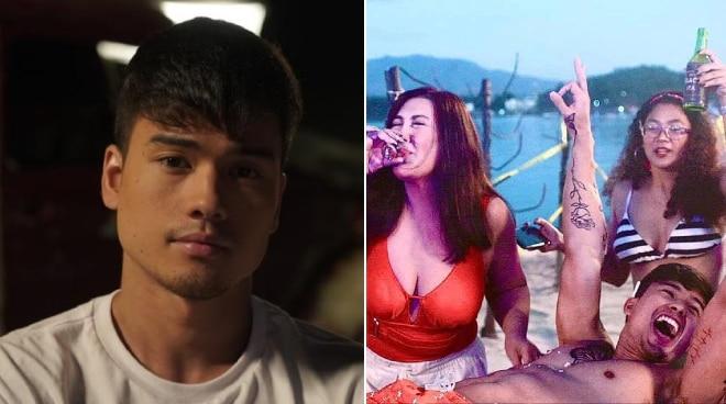Marco Gumabao, ibinahagi kung paano naghanda para sa kontrobersyal na 'tequila shot' scene kasama si Sharon Cuneta