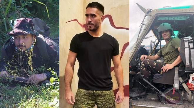 PUSHPINS: Why these Kapamilya celebrities decided to become Air Force, Coast Guard reservists