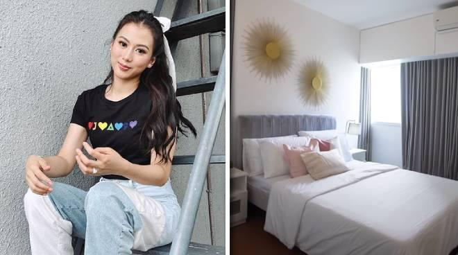 WATCH: Alex Gonzaga transforms her condominium with new furnishings