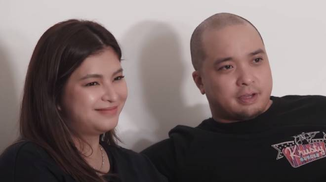 WATCH: Angel Locsin says she looks forward to spending future with Neil Arce; feels pressure to have kids with him soon