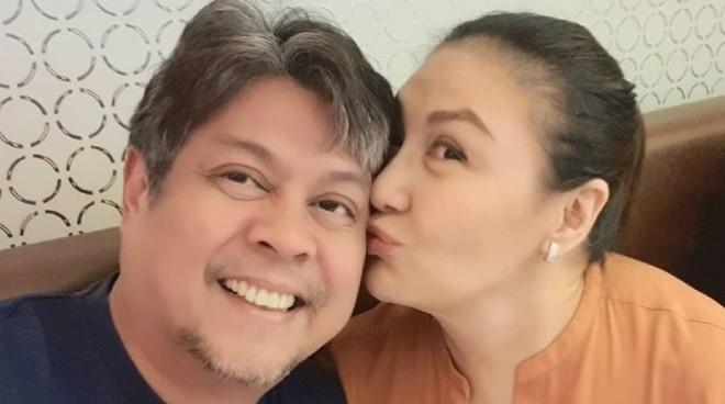 LOOK: Kiko Pangilinan supports wife Sharon Cuneta's movie 'Revirginized'