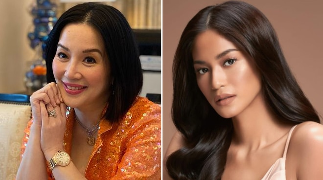 Kris Aquino shows support for Miss Universe PH candidate Maria Corazon Abalos