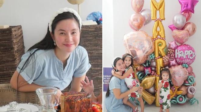 Mariel Rodriguez celebrates 37th birthday