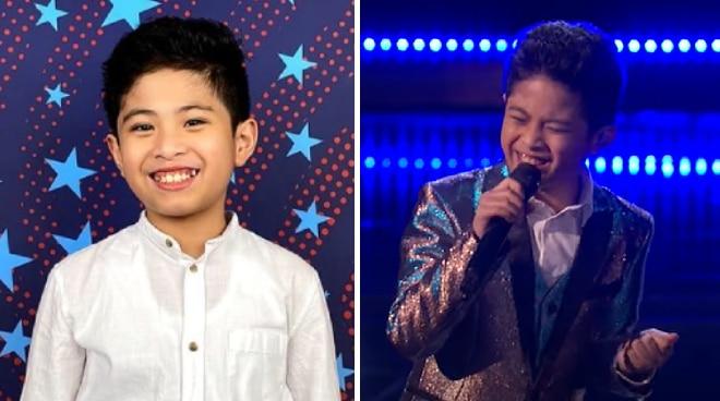 Pinoy singer Peter Rosalita advances to 'AGT' semifinals