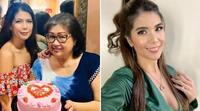 Geneva Cruz marks birthday of late mom who died of COVID-19