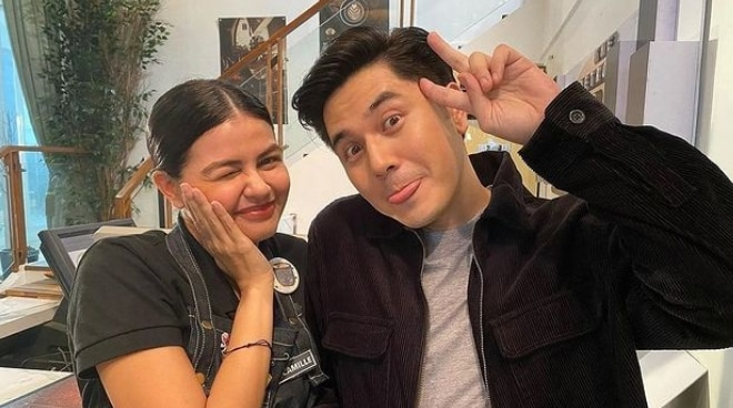 Paulo Avelino on working with Janine Gutierrez in a new rom-com series: 'Walang ka-proble-problema'