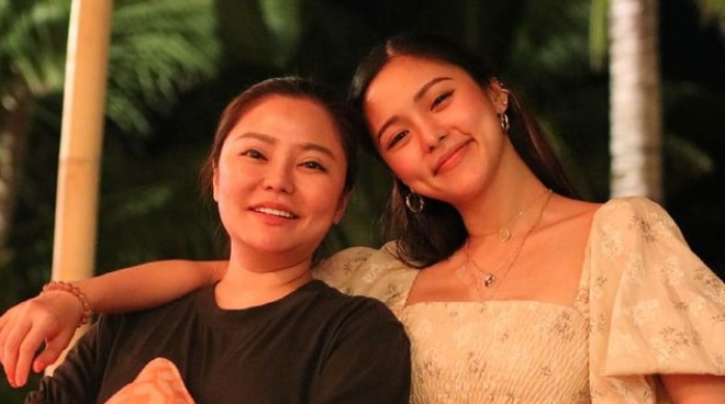 Kim Chiu greets older sister Lakambini for her birthday: 'You are a gift to the family'