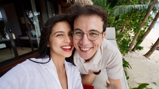 Maine Mendoza defends Arjo Atayde from netizen: 'There's so much you do not know about the story'