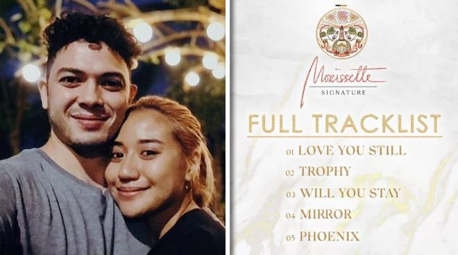 Morissette shares sweet tribute to fiancé Dave Lamar ahead of EP release
