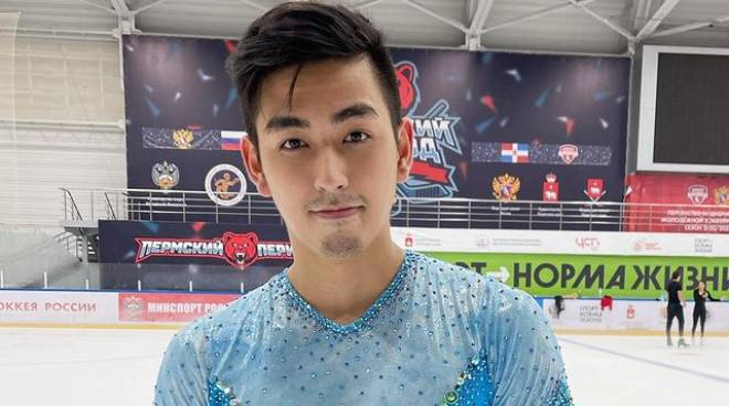 PH Skating Union says Michael Martinez is focusing on his recovery after withdrawing from Olympic qualifying event
