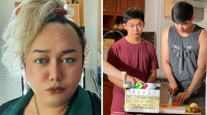 EXCLUSIVE: Director Shandii Bacolod talks about new BL series 'Love At the End of the World'