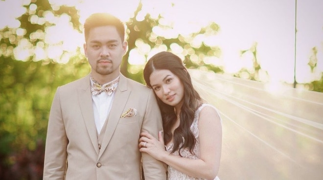 Miko Raval gets married