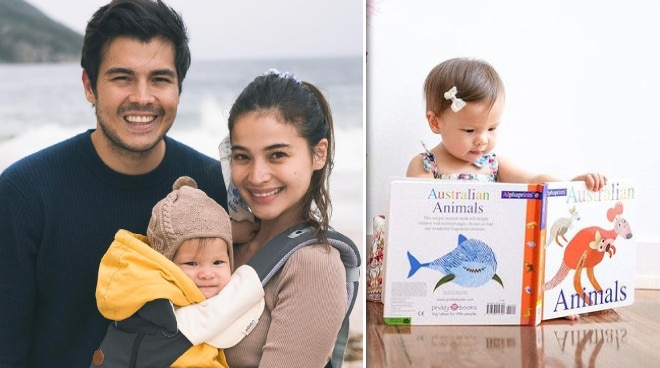 Anne Curtis and Erwan Heussaff launch fundraiser ahead of daughter Dahlia's first birthday