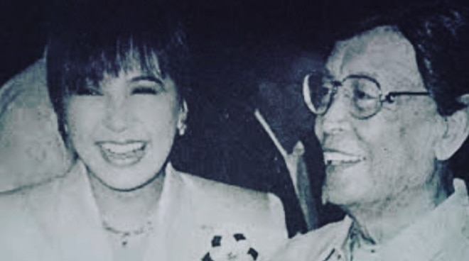 'I love you with all my heart': Sharon Cuneta remembers dad on his birthday