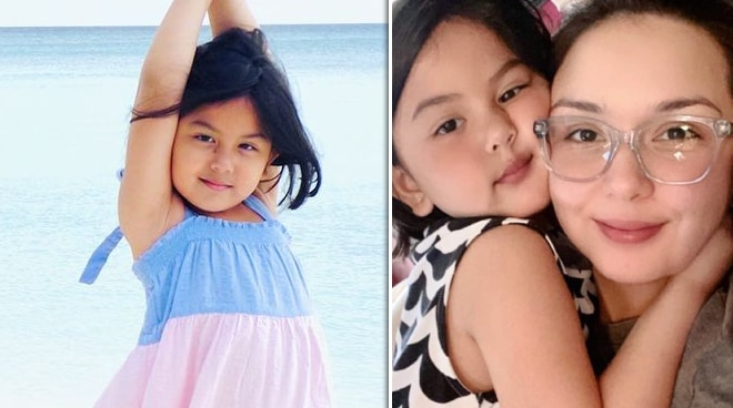 Beauty Gonzalez posts sweet message for 'birthday girl', daughter Olivia