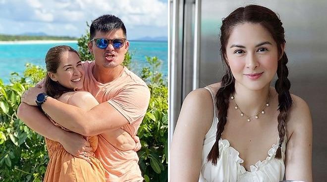Marian Rivera reacts to rumors about her husband Dingdong Dantes: 'Hindi ako na-stress. Natawa lang'