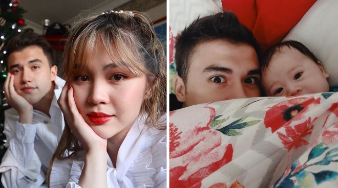 'Welcome home': Markus Paterson, Janella Salvador and son now in PH?