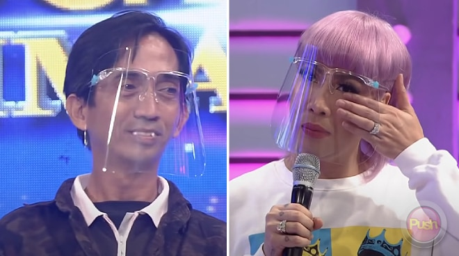 Man joins 'Tawag ng Tanghalan' to thank Vice Ganda for supporting the education of his kids