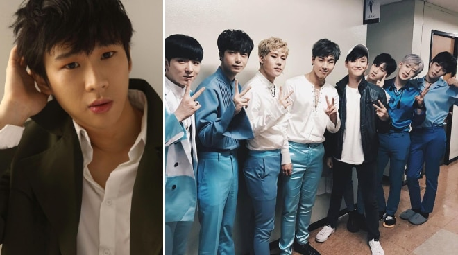Richard Juan on meeting MONSTA X in Korea: 'They are so humble'