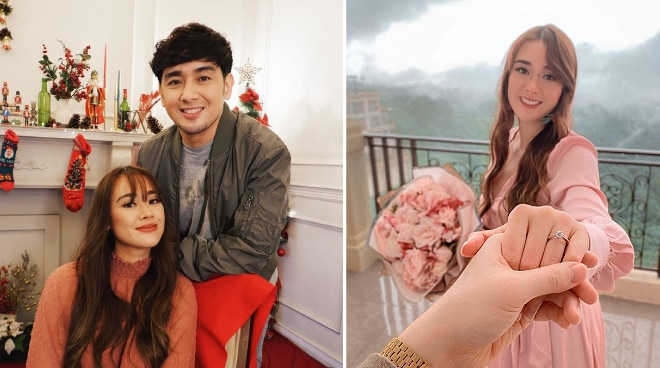 Bryan Santos and Marlann Flores get engaged on Valentine's day: 'My best friend is now my fiancé!'