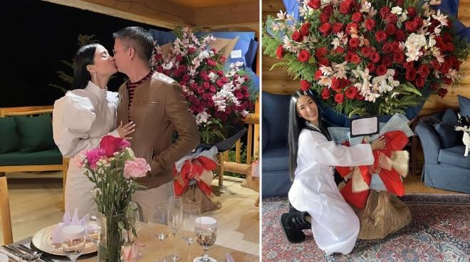 Heart Evangelista celebrates 36th birthday in Benguet