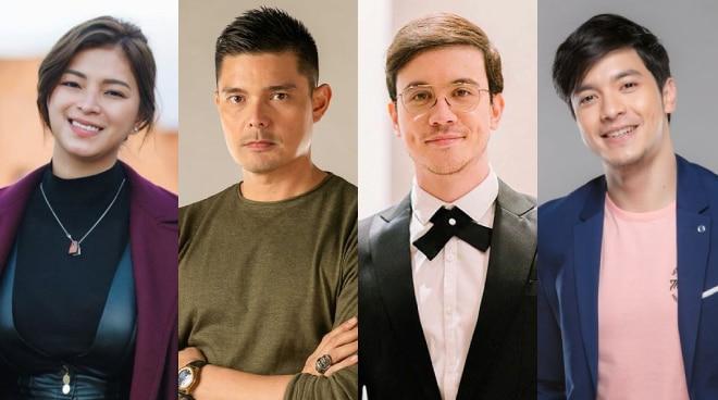 Angel Locsin, Dingdong Dantes, Arjo Atayde, Alden Richards to be recognized at 5th Film Ambassadors' Night