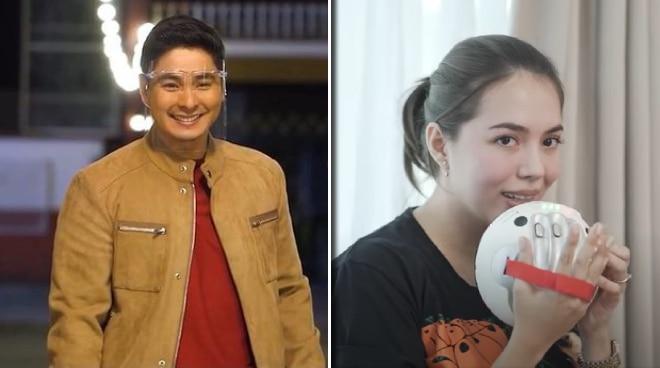 Naka-leather jacket? Probinsyano? Julia Montes takes on the lie detector challenge