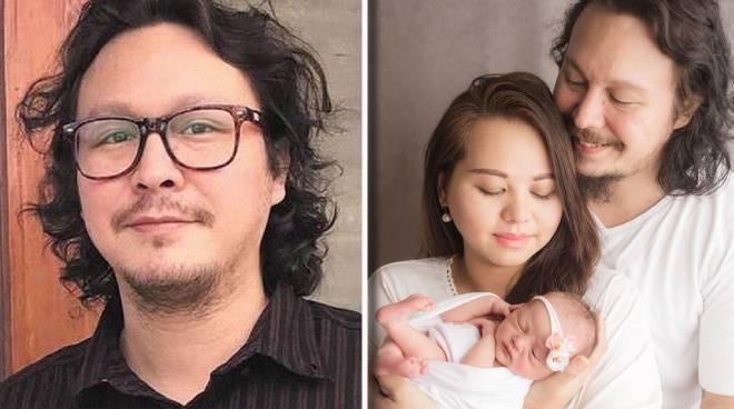 Baron Geisler shares how fatherhood changed him