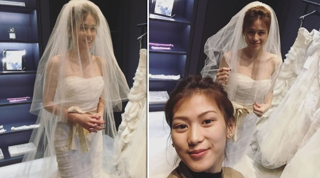 Alex Gonzaga shares she was the one who found Toni Gonzaga's wedding gown
