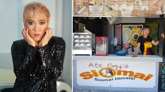 Ate Gay shares why he decided to close Siomai Himala business