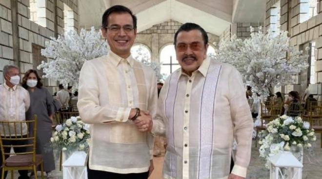 Dating magka-political opponent na sina Isko Moreno at Joseph 'Erap' Estrada nagkaayos na