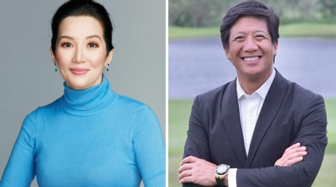 Kris Aquino, Batangas Vice Gov. Mark Leviste spotted on a date?