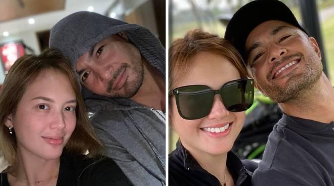 'May relasyon kami': Derek Ramsay and Ellen Adarna are in a relationship