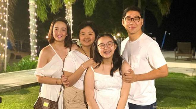 Anthony and Rossel Taberna inspired by daughter Zoey's strength