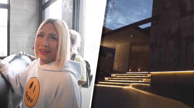 Take a look inside Vice Ganda's newly furnished home