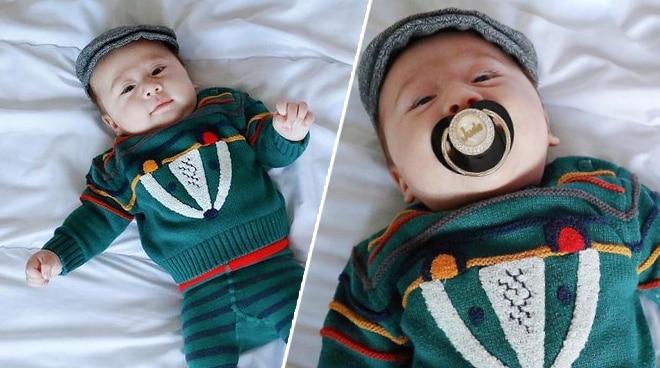 LOOK: Janella Salvador shares adorable snaps of son Jude