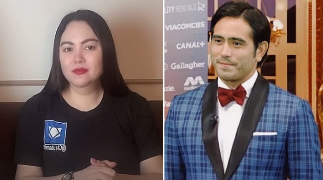 Jojowain o totropahin? Claudine Barretto on Gerald Anderson: 'No comment'