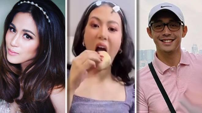 Toni Gonzaga, Mikee Morada react to Alex Gonzaga's 'Ariana Grande Challenge' viral video