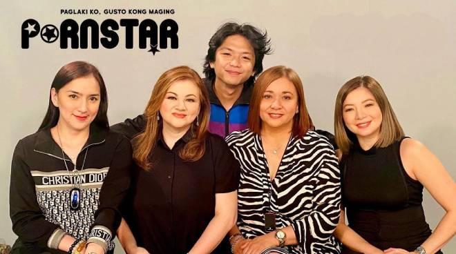 WATCH: Former Pinay bold stars share their tricks in'Paglaki ko, gusto ko maging Pornstar'full trailer