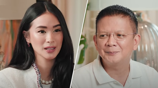 WATCH: Heart Evangelista asks Chiz Escudero about 'Filipino resiliency'