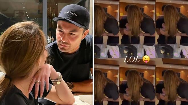 Ruffa Gutierrez teases Ellen Adarna to Derek Ramsay: 'Walang malisya'
