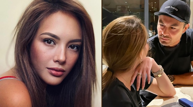Amid dating rumors, Ellen Adarna says: 'Hindi naman si Derek ang gusto ko'