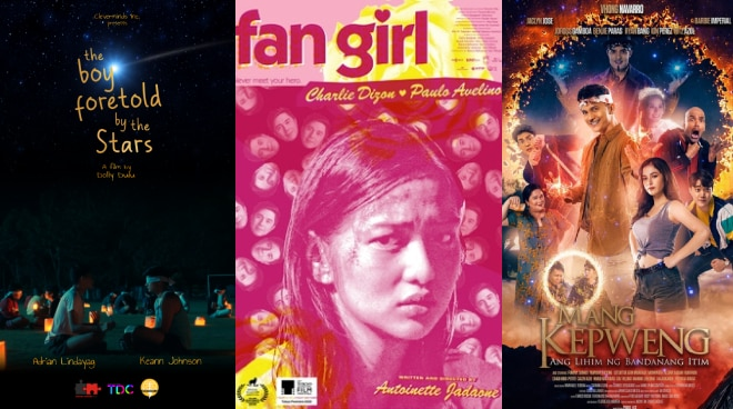 'Fan Girl', 'Mang Kepweng', and 'The Boy Foretold by the Stars' now available on iWanTFC