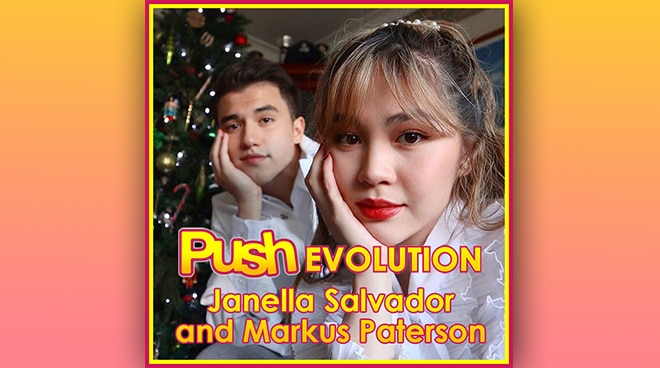 Janella Salvador and Markus Paterson | Push Evolution