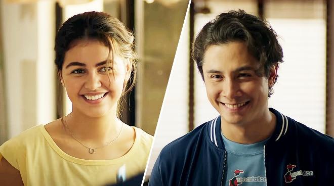 WATCH: First teaser of Janine Gutierrez, JC Santos' 'Dito at Doon'