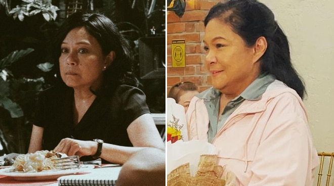 Nora Aunor accepts her first kontrabida role in a film