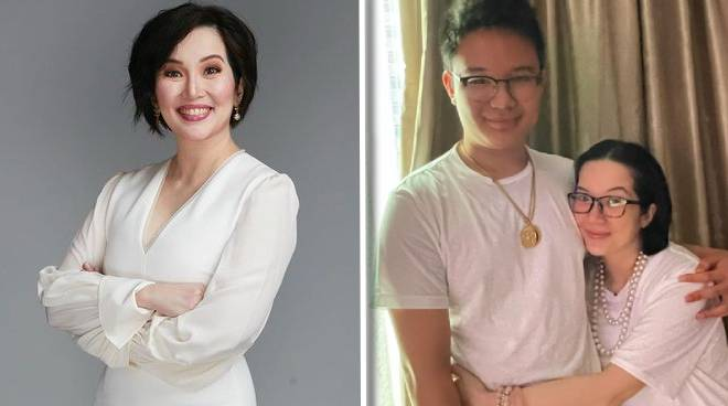 Kris Aquino explains why she sleeps with her pearl jewelry: 'They ease stress and anxiety'
