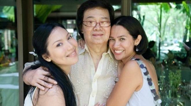 Maricel Laxa pays tribute to her late father Tony Ferrer