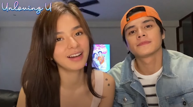 WATCH: Loisa Andalio, Ronnie Alonte star as step-siblings in 'Unloving U'