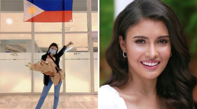 LOOK: Rabiya Mateo is back in the Philippines